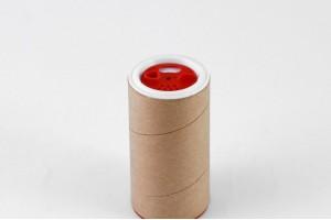 Тубус упаковка для специй с дозатором